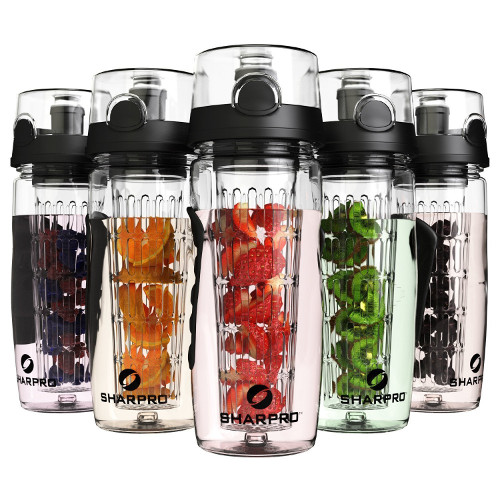Top 10 Best Infuser Water Bottles in 2020 Reviews