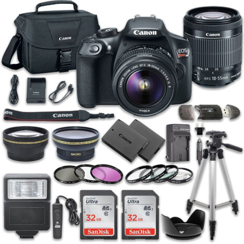 Top 7 Best Digital Camera Bundles Under $500 in 2020 reviews