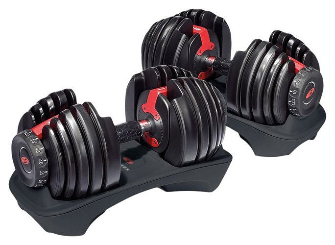 Top 10 Best Adjustable Dumbbells in 2020 Reviews