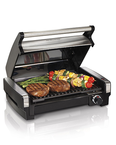 Top 10 Best Electric Grills Indoor Outdoor in 2020 Reviews