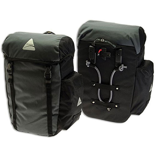 Top 7 Best Bicycle Panniers For Commuting In 2020 Reviews