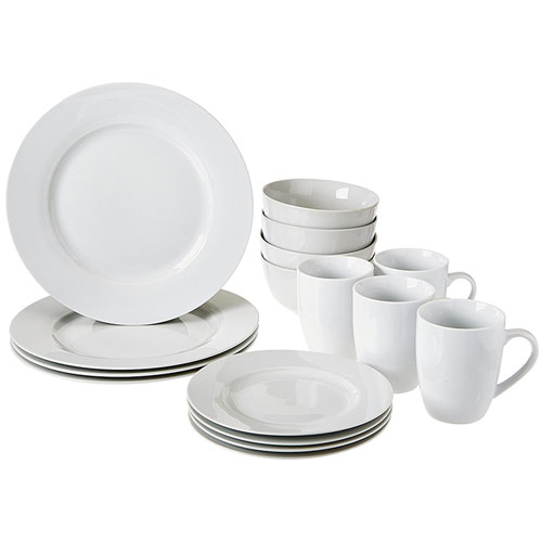 Top 9 Best Dinnerware Sets For Everyday Use In 2020 Reviews
