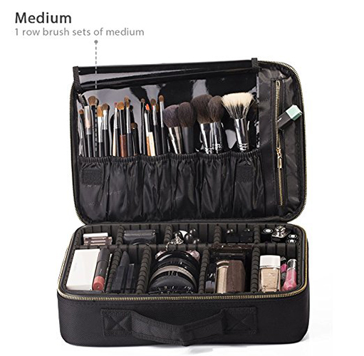 Top 10 Best Makeup Bags For Organization In 2020 Reviews