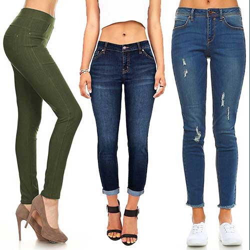 Top 10 Best Fitted Jeans For Women In 2020 Reviews