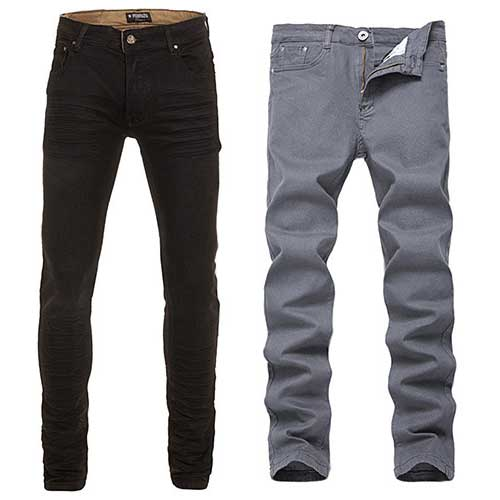 Top 10 Best Fitted Jeans For Men In 2020 Reviews