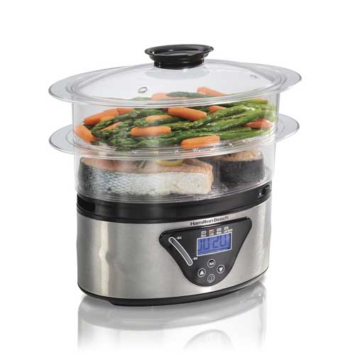 Top 9 best food steamers in 2020 Reviews