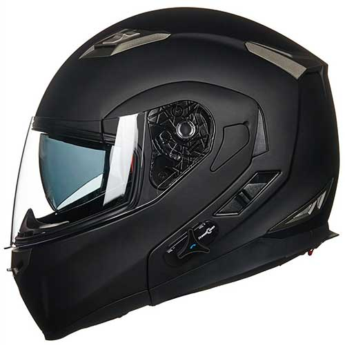 Top 10 best motorcycle helmet with bluetooth built-in In 2020 Reviews