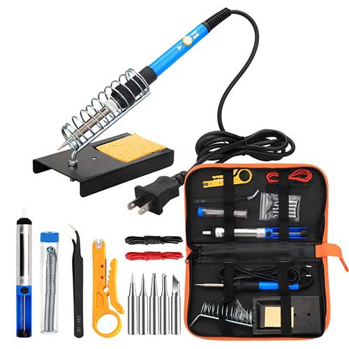 TOP 10 BEST SOLDERING IRONS IN 2020 REVIEWS