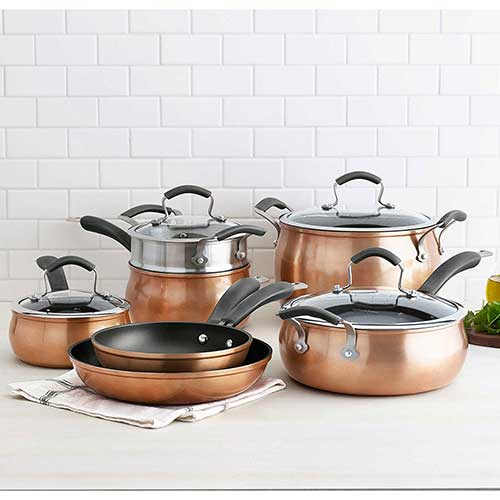 TOP 10 BEST COPPER COOKWARE IN 2020 REVIEWS