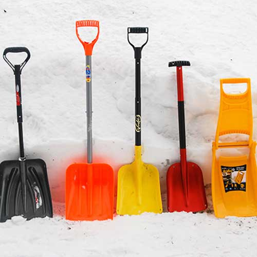 Top 10 Best Snow Shovels in 2020 Reviews