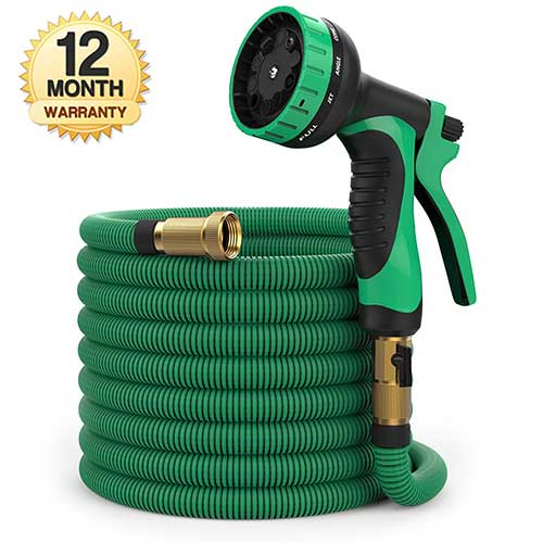 TOP 10 BEST EXPANDABLE GARDEN HOSE IN 2020 REVIEWS
