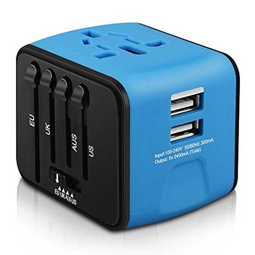 TOP 8 BEST TRAVEL POWER ADAPTER IN 2020 REVIEWS