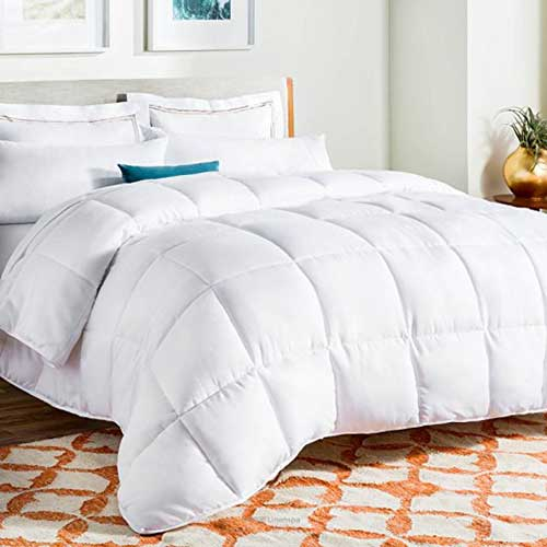 TOP 10 BEST COMFORTERS FOR HOT SLEEPERS IN 2020 REVIEWS