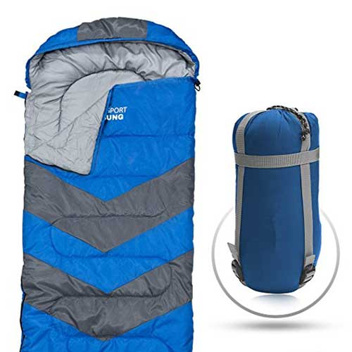 TOP 10 BEST SLEEPING BAG FOR THE MONEY IN 2020 REVIEWS