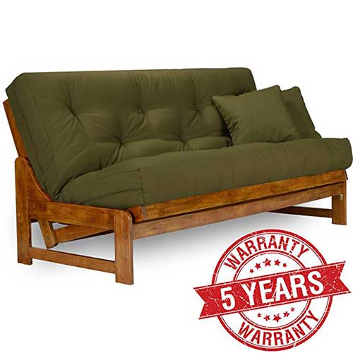 TOP 9 MOST COMFORTABLE FUTON EVER UNDER 200 IN 2020 REVIEWS