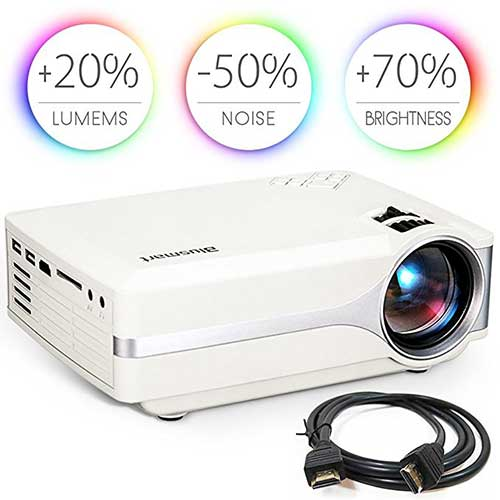 TOP 10 BEST HD PROJECTOR UNDER 200 IN 2020 REVIEWS