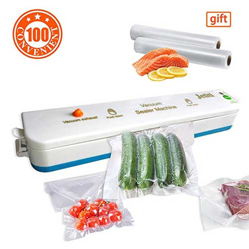 TOP 10 BEST VACUUM SEALERS FOR SOUS VIDE IN 2020 REVIEWS