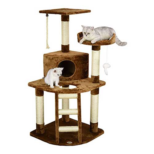 TOP 10 BEST CAT TREES FOR LARGE CATS IN 2020 REVIEWS