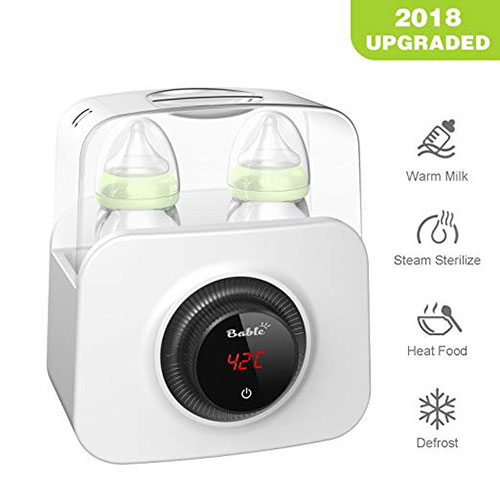 TOP 10 BEST BOTTLE WARMERS FOR BABY IN 2020 REVIEWS