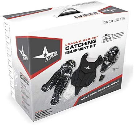 3. All-Star Youth League Series Catchers Gear Sets Ages 9-12