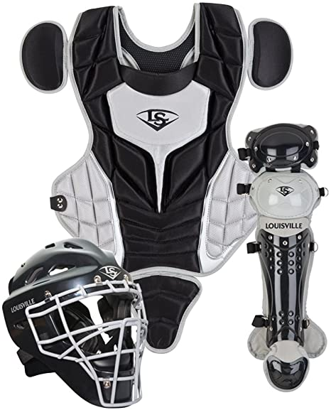 8. Louisville Slugger Youth PG Series 5 Catchers Set