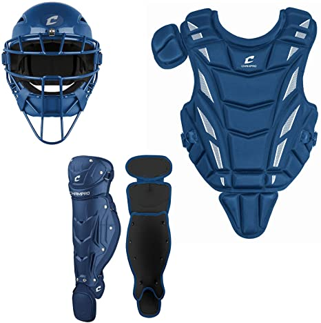 5. Champro Triple-Play Youth Catcher's Set