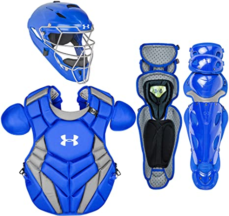 10. Under Armour UA Pro 4 NOCSAE Youth Baseball Catcher's Package