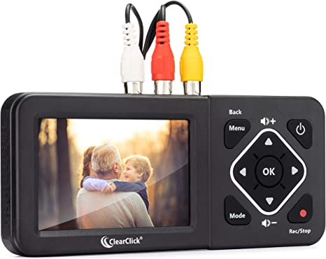 1. ClearClick Video to Digital Converter 2.0 (Second Generation)