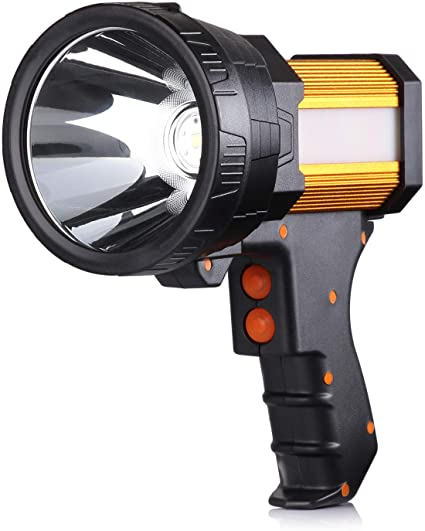 10. BUYSIGHT Rechargeable spotlight